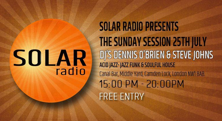 Solar Radio | Live at PowerHaus Camden